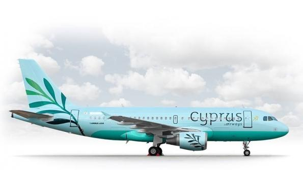 Cyprus Airways new livery